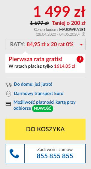Sprzedaż ratalna